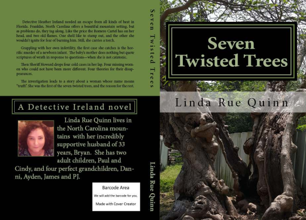 Seven Twisted Trees cover