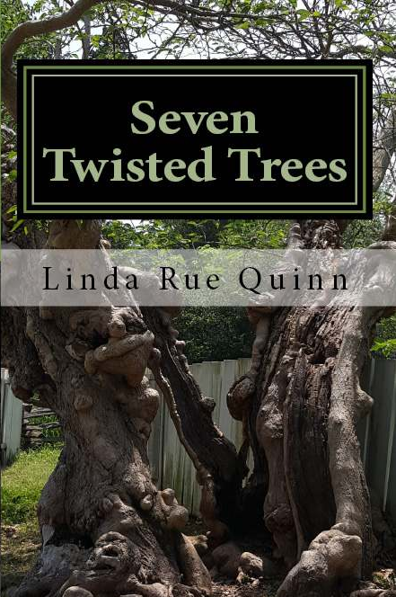 Seven Twisted Trees cover front